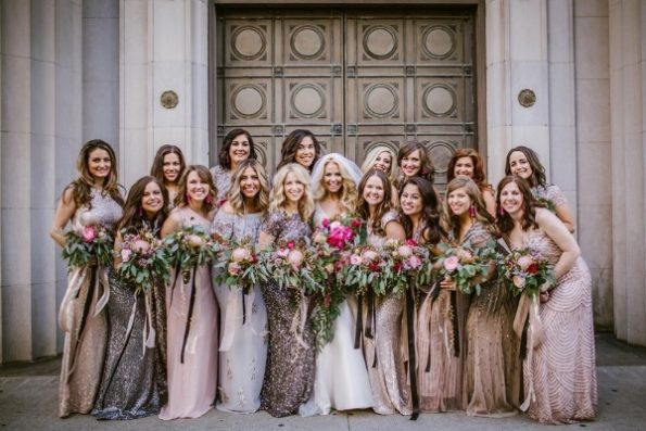5 Tips for Bridesmaid Dress Shopping